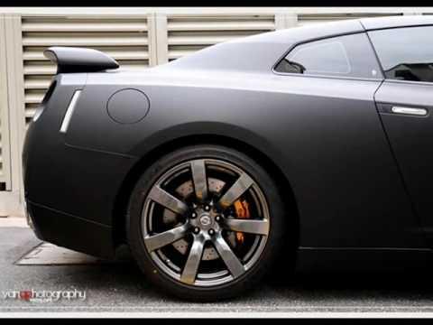 2010 Nissan GT-R R35 ... Number 1 Sports Car