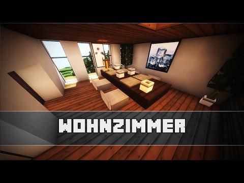 Esszimmer Bauen Moderne Einrichtung Minecraft Tutorial