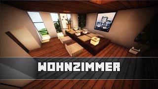Minecraft Haus Bauen Mit Einrichtung Free Online Videos Best