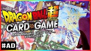 DRAGON BALL SUPER CARD GAME: A SECRET RARE?! | MasakoX