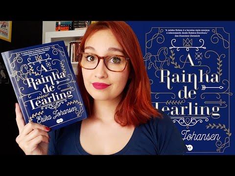 A Rainha de Tearling (Erika Johansen) | VEDA #14 | Resenhando Sonhos