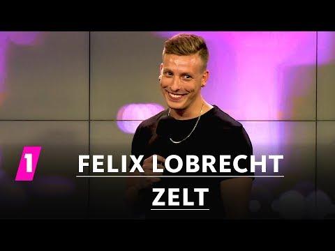 Felix Lobrecht: Zelt | 1LIVE Generation Gag