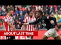 About Last Time | PSV - AZ