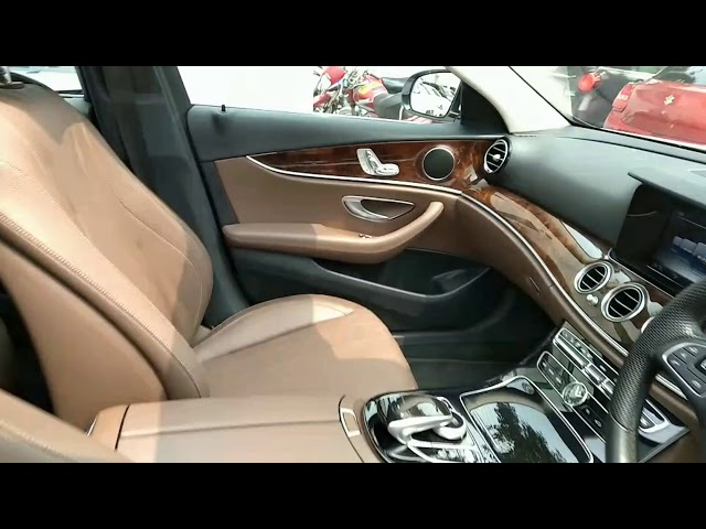 Mercedes Benz E Class E200 AMG 2017 for Sale in Lahore