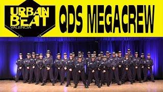 QDS MEGACREW || URBAN BEAT VALENCIA 2016
