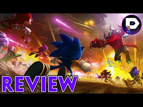 Sonic Forces Review video thumbnail