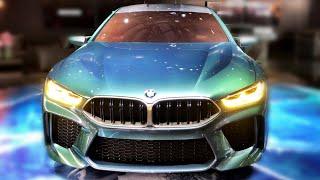 САМЫЙ КРАСИВЫЙ СЕДАН от BMW выходит в 2019