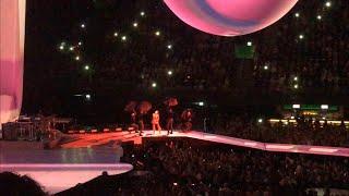 Ariana Grande | Break Free  No Tears Left To Cry | Sweetener Tour | Amsterdam