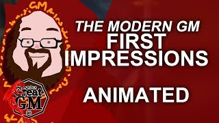 """(Animated) The """"Great"""" GM - E01"""