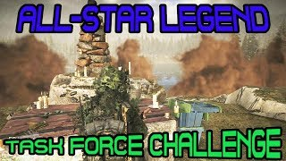 Task Force Challenge : All-Star Legend : No Audio 🞔 Ghost Recon Wildlands 🞔 No Commentary