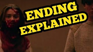 End Of The F***ing World Ending Explained