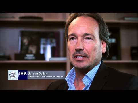 Firma HAEMMER Germany erhält Gründerpreis 2012 der IHK Dortmund - Filmproduktion NRW