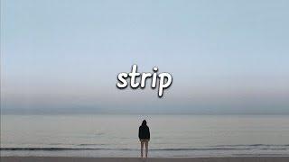 Little Mix   Strip (Lyrics) Ft. Sharaya J