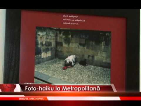 Foto-haiku la Metropolitană