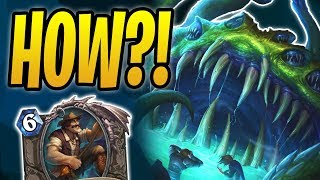 Can YOGG Save The Day?! | RenoWock Shaman | The Boomsday Project | Hearthstone