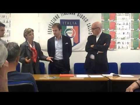 immagine di anteprima del video: Conferenza stampa premiazione Scuole Calcio