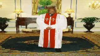 Bishop Walter Dixon's Tribute to the Death Of Hollywood Music Icon Jimmy Dean.wmv