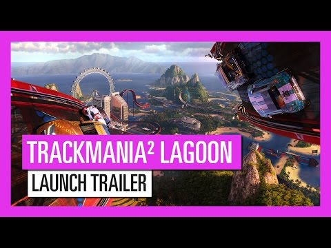 TRACKMANIA² LAGOON - Launch Trailer thumbnail