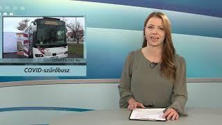 Szentendre Ma / TV Szentendre / 2020.12.16.