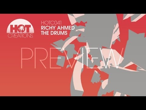 'The Drums' - Richy Ahmed (Preview) - 22 novembre 2013