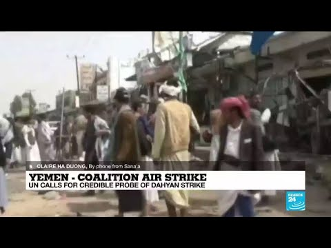 Yemen conflict: the heavy toll on civilians