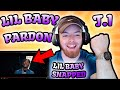 LIL BABY SNAPPED!! | T.I. - Pardon (Official Video) ft. Lil Baby *REACTION*