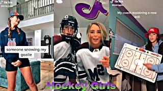 Fun Usa Tik Tok Hockey Girls Compilation