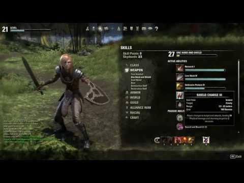Need guide for tanking Dragonknight — Elder Scrolls Online