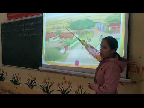 Chuyên đề lớp 1: môn TN&XH hình thanh kiến thức mới theo chương trình GDPT 2018