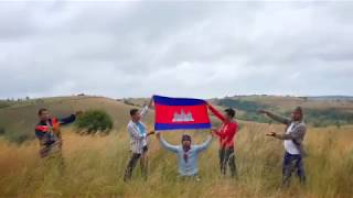 preview picture of video 'ឱ!!! ទង់ជាតិខ្មែរ - Khmer flag'