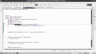 Hibernate Tutorial 14   One To Many Mapping