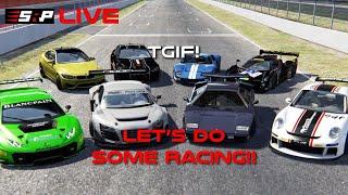 Racing With Subs - Friday Fun!!