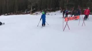 Max skiing November 2016
