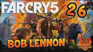 LA PASTILLE TANT ATTENDUE !!! Far Cry 5 - Ep.26 - avec Bob Lennon