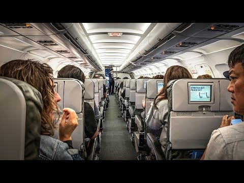 The jetBlue A320 economy class experience FLL-SAN