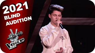 Billie Eilish - Everything i wanted (Sefidin) | The Voice Kids 2021 | Blind Auditions
