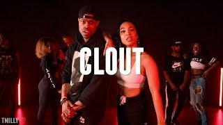 Offset   Clout Ft. Cardi B | Choreography By Phil Wright & Aliya Janell #TMillyTV