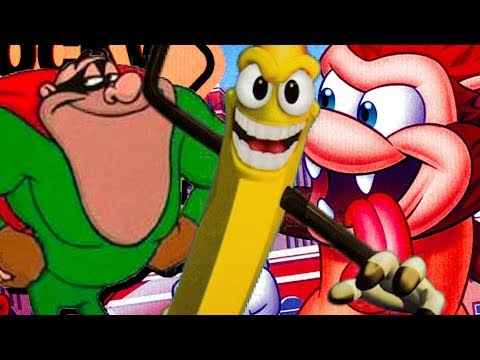 10 Incredibly Lame 90's Mascots That Time Tried To Forget   blameitonjorge