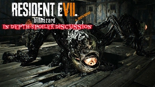 Resident Evil 7: In Depth Review (Story Analysis, Spoiler Discussion And Easter Eggs)