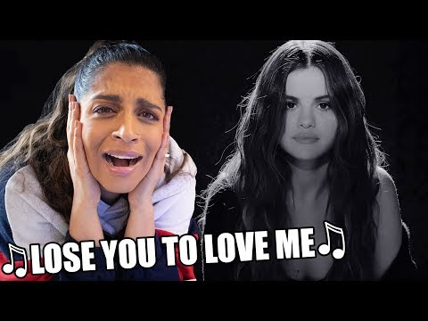 Reacting to LOSE YOU TO LOVE ME by SELENA GOMEZ