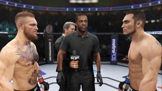 UFC 2 - Конор МакГрегор против Тони Фергюсона