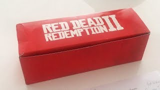 Rockstar sent me a Red Dead Redemption 2 Package