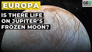 Europa: Is There Life on Jupiter's Frozen Moon?