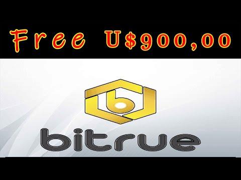 Bounty Exchange Bitrue de U$900 Dólares , IMPERDÍVEL ! Termina 30/07/2019.
