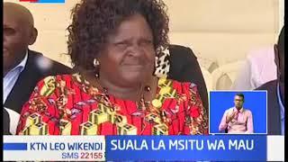Swala la Msitu Mau: Seneta Gideon Moi ataka serikali kufanya mazunguzo na wakazi wa Mau