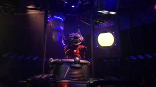 The Last Ever Stitch's Great Escape Show at the Magic Kingdom - Walt Disney World 2018