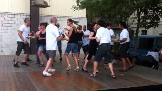 preview picture of video 'Grupo salsero  Barceloneta 27 06 2012'