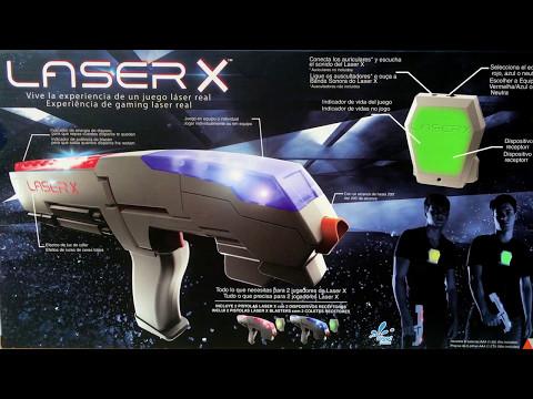Laser X, pistolas láser - Novedad Juguetes Cife - Una Mamá Novata