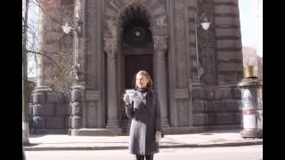 Аня Сарапион (стилист-шоппер). Дом Актера. Ярославов Вал, 7