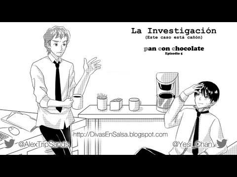 [Vocaloid Original] KAITO & Bruno - La Investigación 調査 (Pan con Chocolate - Fifth Chapter)